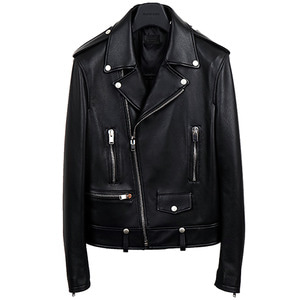 [30% OFF] 15차 재입고 <br> SLP Rider Leather Jacket