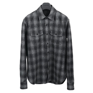 [30% OFF] SLP Tweed Check Shirts