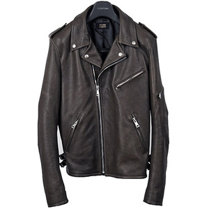 Rider's Jacket<br>Vegetable Leather
